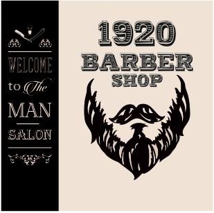 1920 Barber Shop